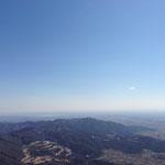 宝篋山見えます