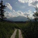 至仏山です。2年前に登りました