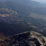 立身石からの眺め