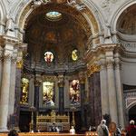 ベルリン大聖堂の内部
