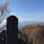 山頂からの眺め①