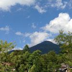 見晴からの燧ヶ岳