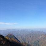 山頂からの眺め②