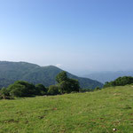 方塞山からの眺め