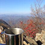 なんで山頂で飲むコーヒーは美味しいのでしょうか?