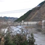 こんな近くにもこんな大きなダムがあったのにびっくり