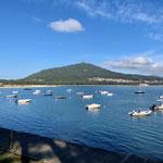 tolle Landschaft an der spanisch-portugiesischen Grenze