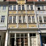 Bad Langensalza alte Fachwerkhäuser