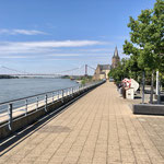 Emmerich Rheinpromenade