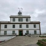 Leuchtturm im äußersten Westen von Spanien