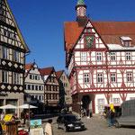 Bad Urach Marktplatz