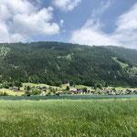 Ausflug zum Weissensee