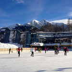 Wintersport in Seefeld