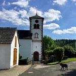 Kirche in Glaadt