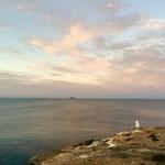 Blick auf Bucht von La Manga