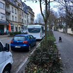 Freies Parken in Karlsruhe