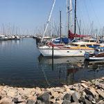 Hafen von Heiligenhafen
