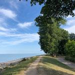 Radtouren am Ufer der Ostsee möglich