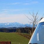 Blick von SP in Amtzell