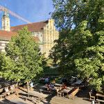Biergarten am Kloster