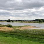 SP direkt an der Elbe