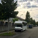 15. SP frei in Karlsruhe