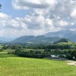 wunderschöne Landschaft im Ostallgäu