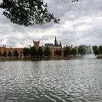 Pfaffenteich in Schwerin