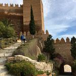 Maurisches Castell, gut renoviert