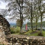 Burgruine oberhalb Gerolstein