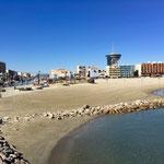 Strand von Palaves-les-Flots