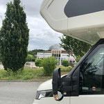 22. SP Aschbach, kurzer Besuch bei Concorde