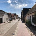 Maasholm, netter kleiner Ort, nicht überlaufen