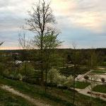 Kurpark mit WoMo Stellplatz