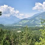 Landschaft bei Greifsburg