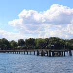 Hafenausfahrt Wismar