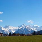 Bergwelt Oberstdorf