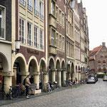 sehr viel Atmosphäre in Münster