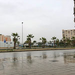 10. SP in Alicante San Juan, SP im Regen