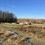 ehemalige Römer Siedlung