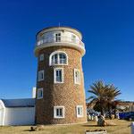 der ehemalige Leuchtturm