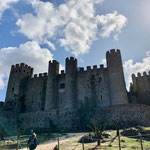 Kurzer Zwischenhalt in Óbidos