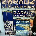 Zarautz Werbung