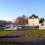 Stellplatz Caravan Park
