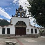 Kirche mit echtem Geläut