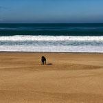 Super Strand, tolle Wellen