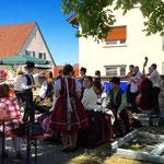 Pfarrfest in Bad Mingolsheim