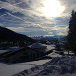 Winterimpression in Seefeld