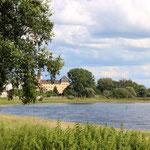 Elbblick in Coswig