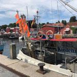 Hafenfeeling in Eckernförde